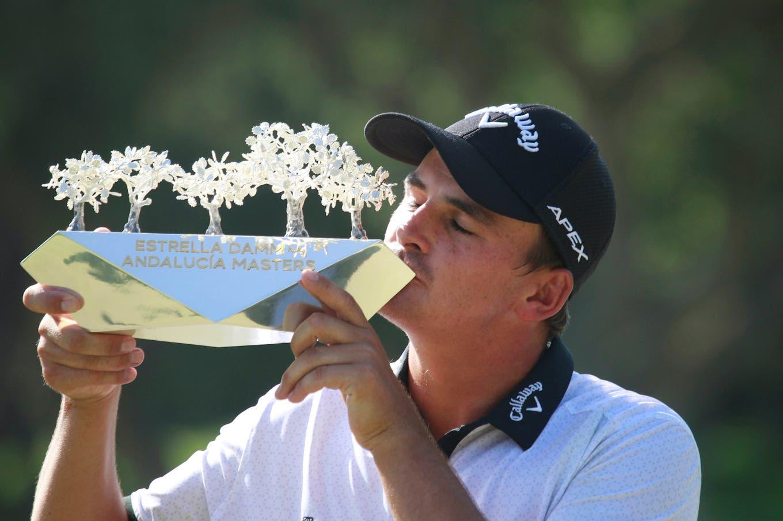 Veneno, ansiedad y redención: la historia de Christiaan Bezuidenhout, el golfista que se venció a sí mismo
