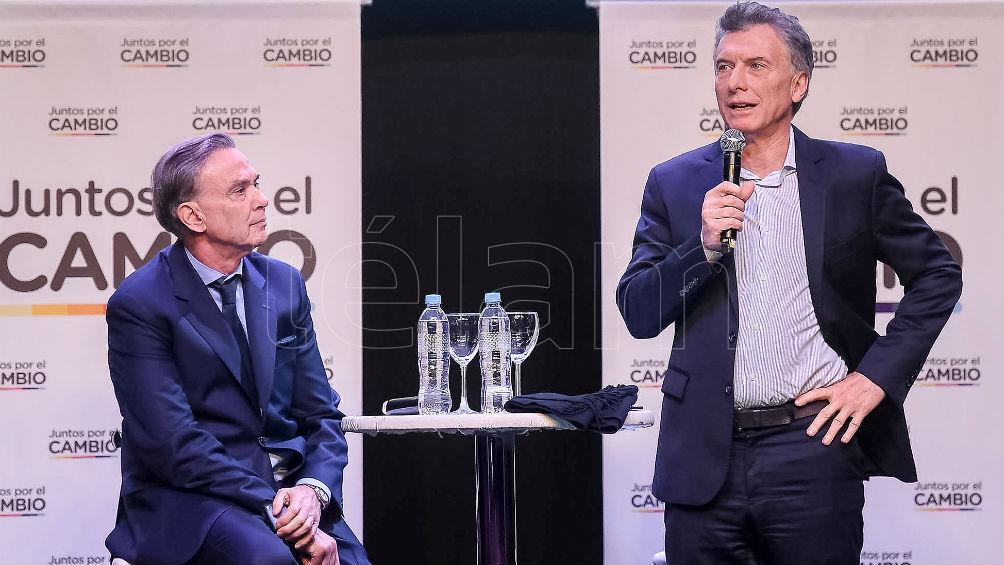 """Macri afirmó que está """"listo para gobernar cuatro años más"""""""