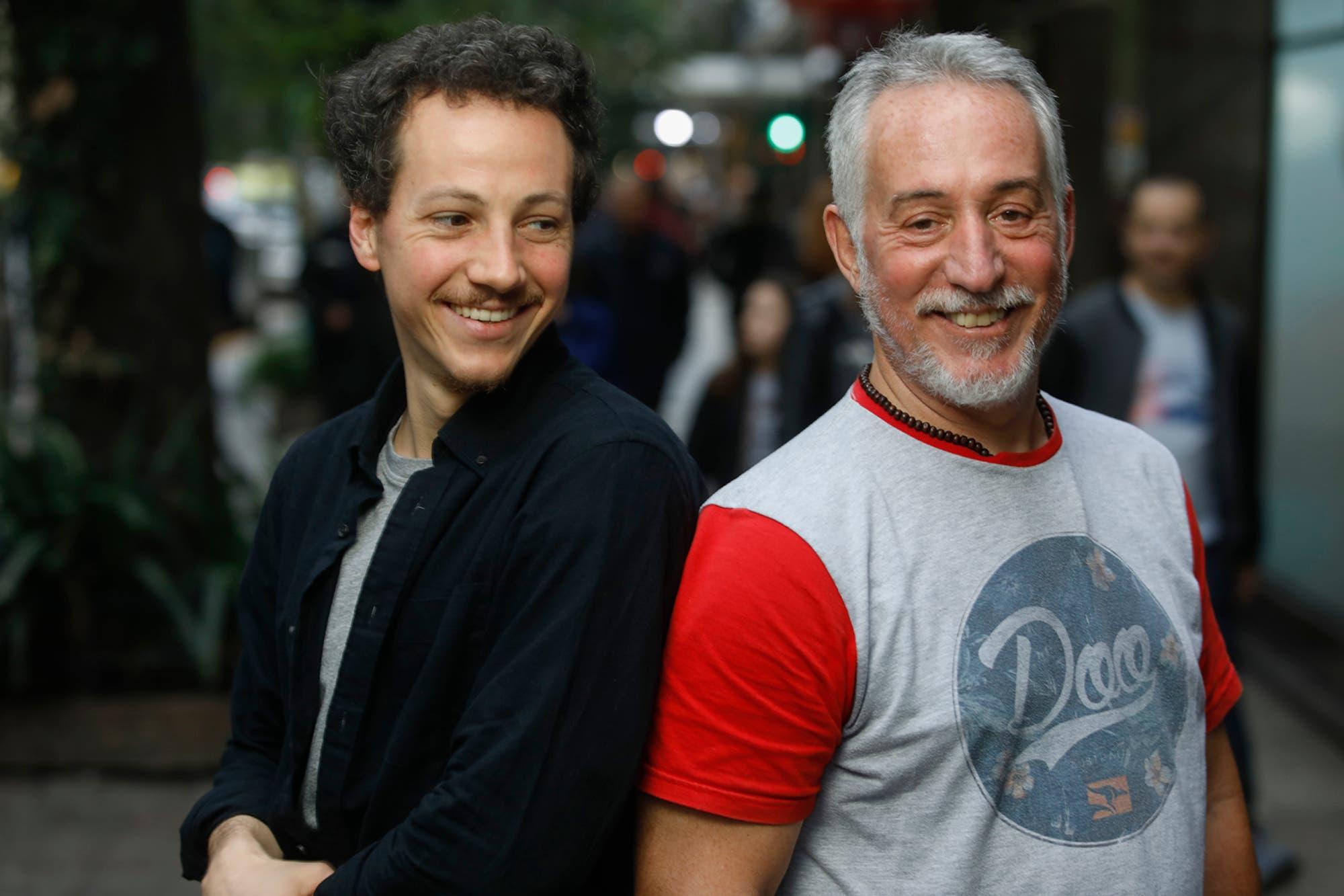 Los Luppi, familia de actores: Gustavo, Juan y la herencia de Federico
