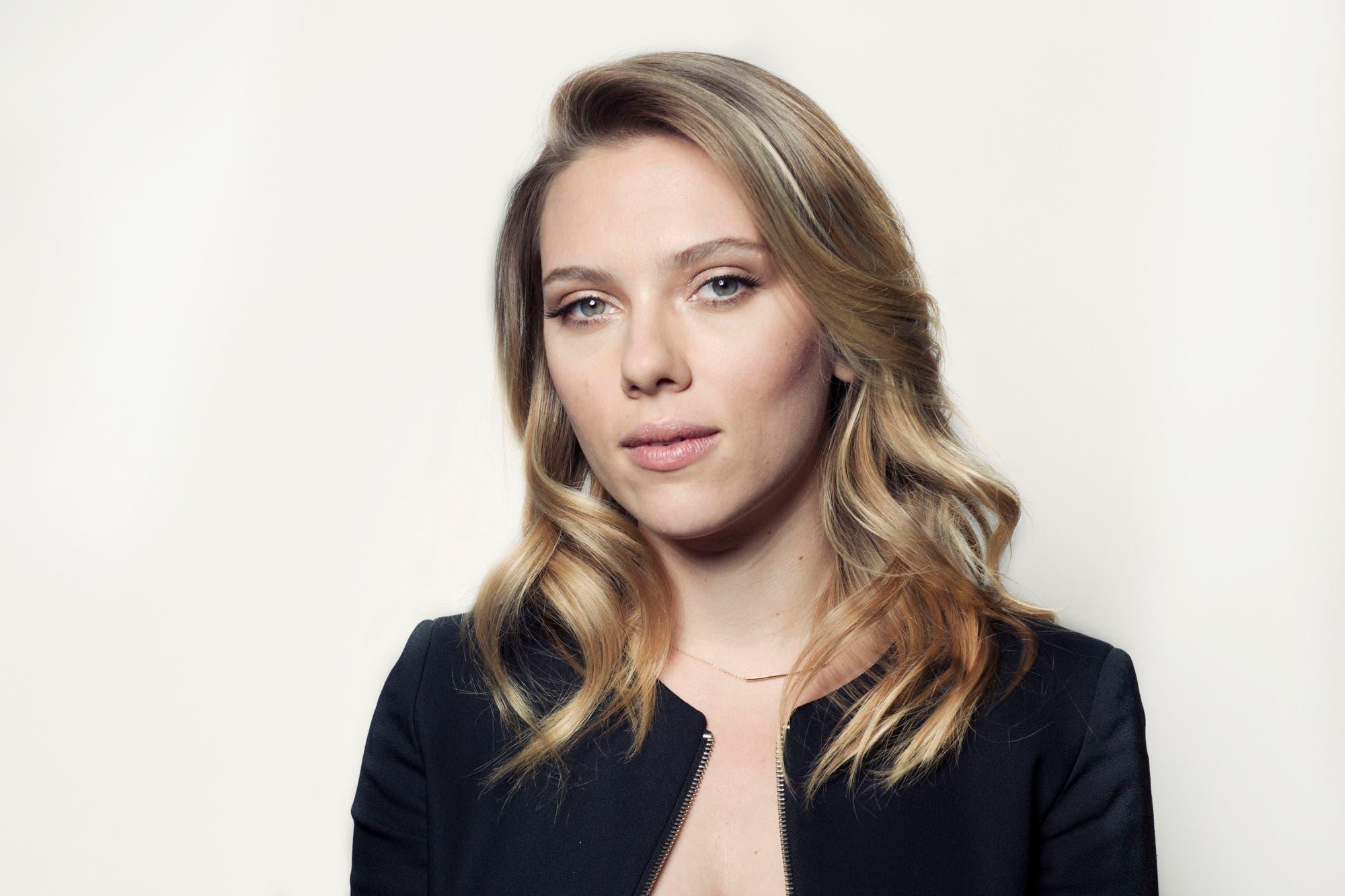 """Scarlett Johansson, enojada por unas declaraciones sobre la corrección política que fueron """"sacadas de contexto"""""""