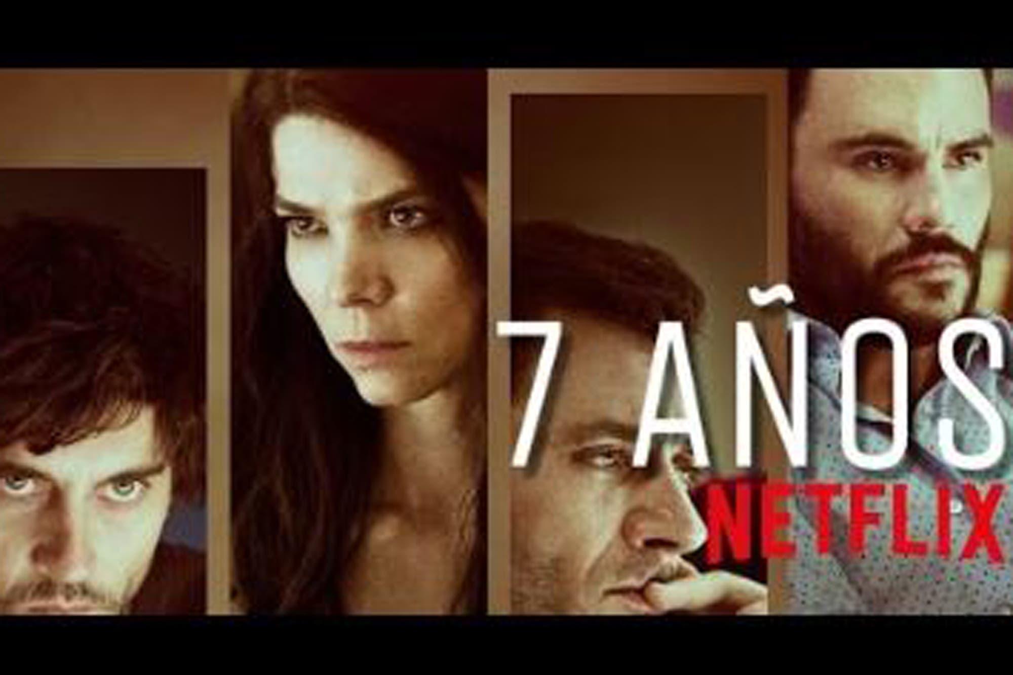 De Netflix al teatro, el fenómeno del film 7 años