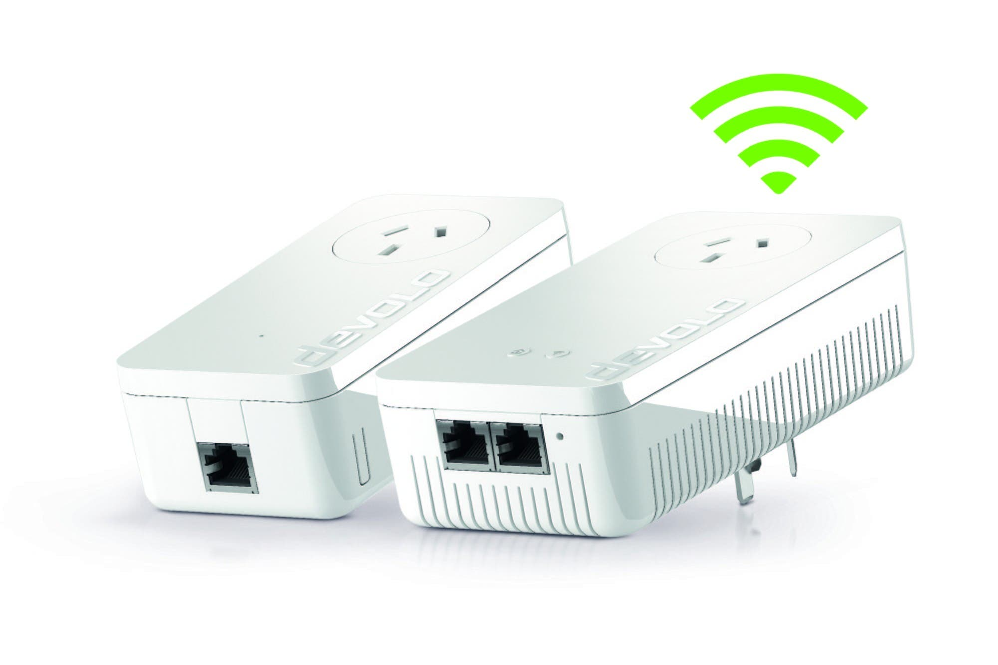 Internet por el enchufe: probamos el equipo Powerline Devolo 1200+ WiFi Starter Kit