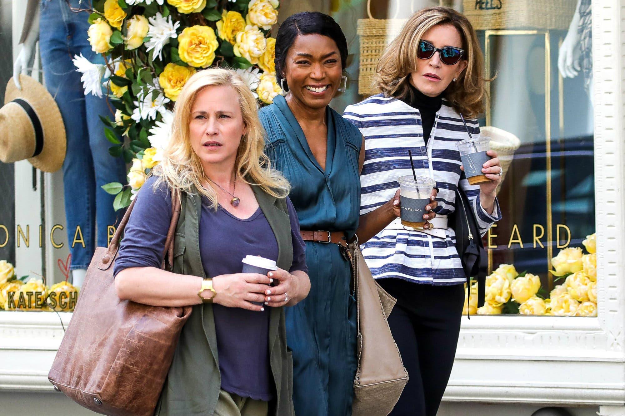 Netflix: Más que madres, una fallida historia de amistad femenina