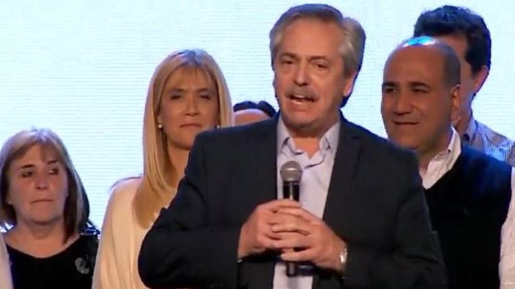 Alberto Fernandez PASO elecciones 2019 gobierno nacional situacion economica