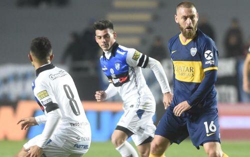 Almagro eliminó a Boca en la definición por penales