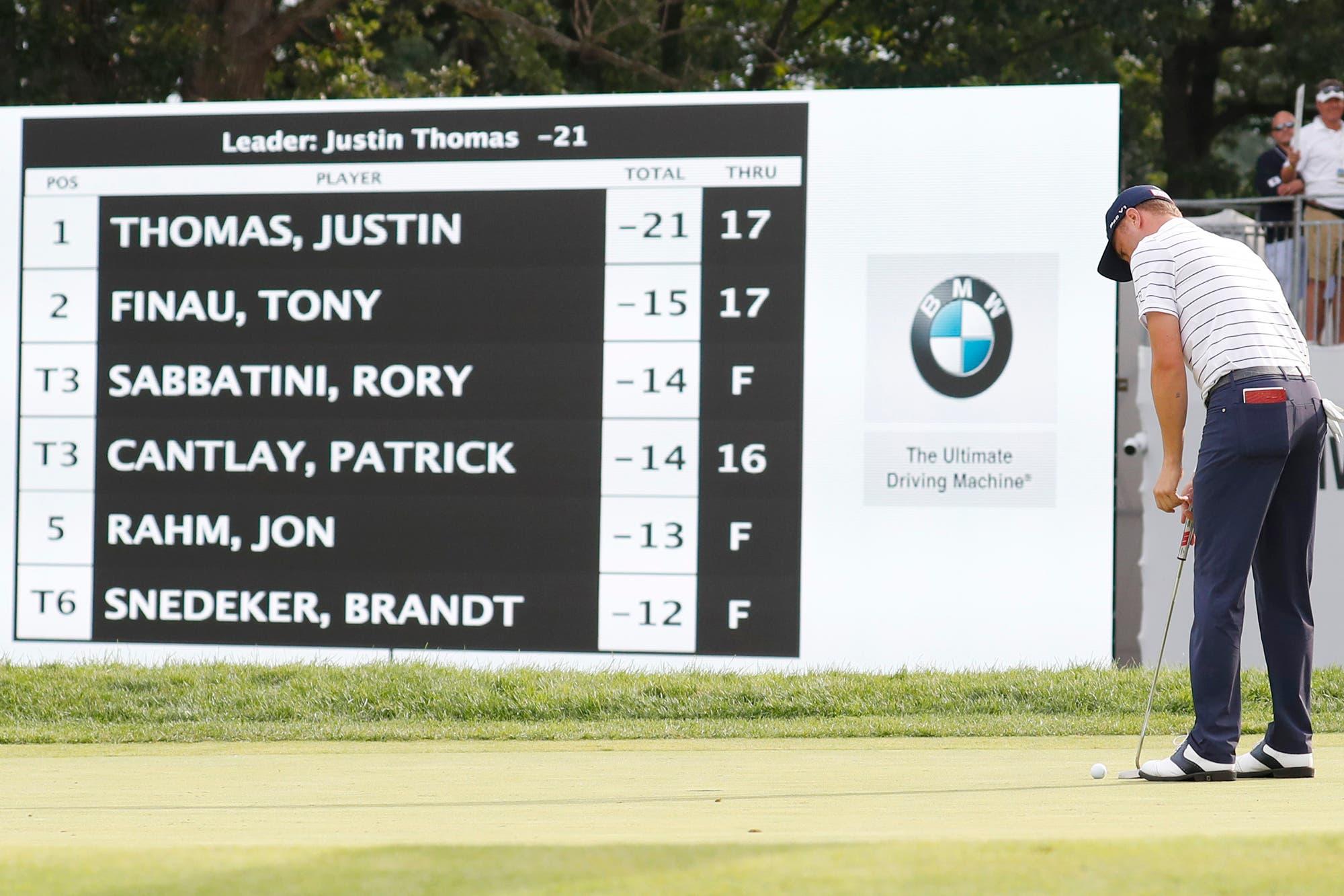 Un impresionante récord de vuelta… en golf: 11 golpes bajo el par