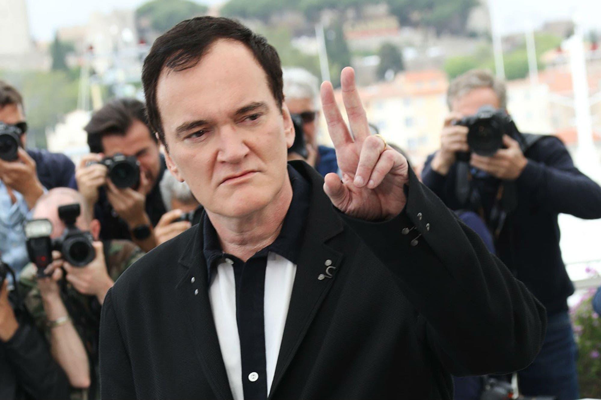 """Por qué Quentin Tarantino es """"el último mohicano"""" de Hollywood"""