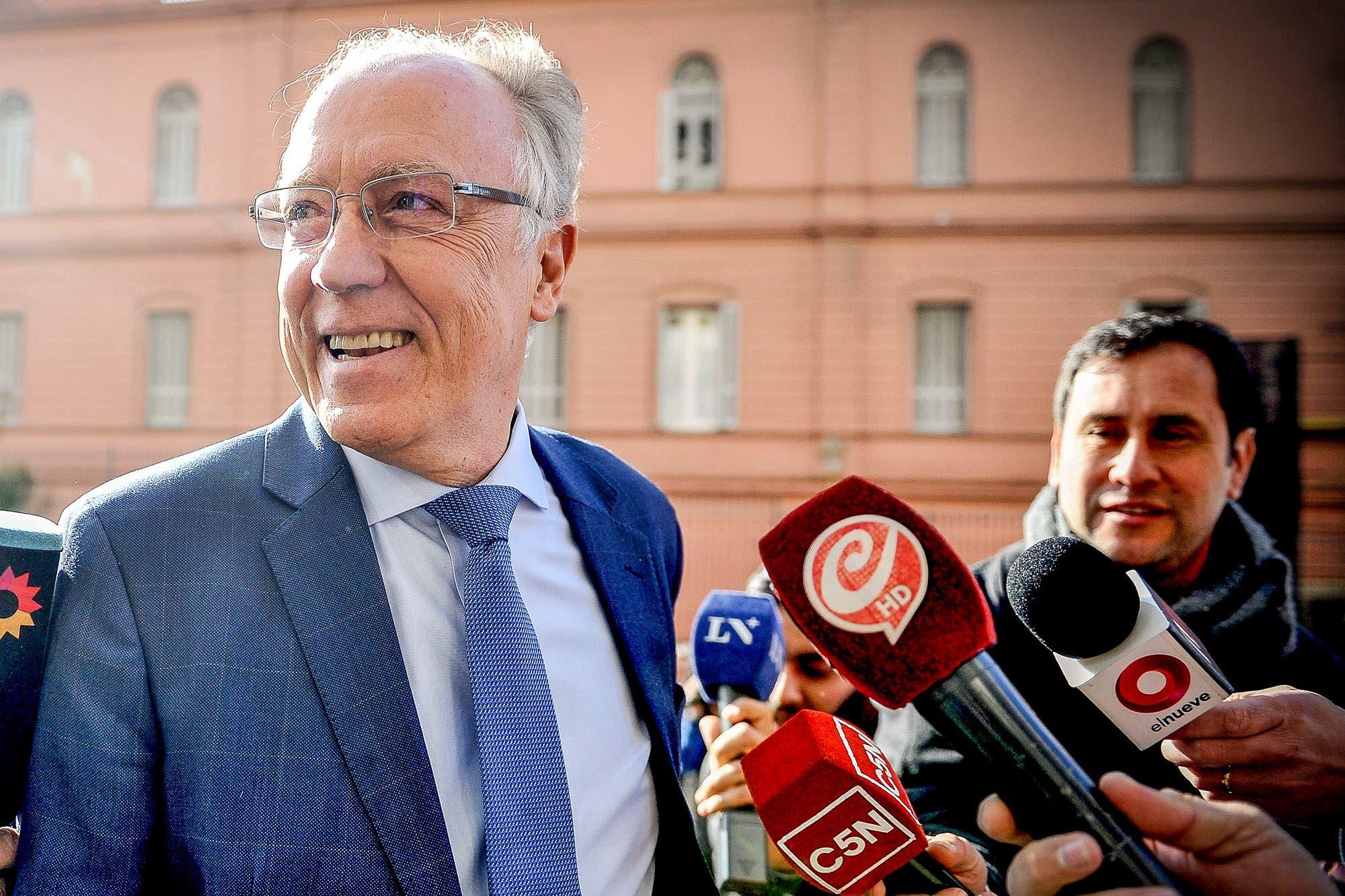 Relajado ante inversores, Nielsen describió cuál serían los ejes de la política económica de Alberto Fernández