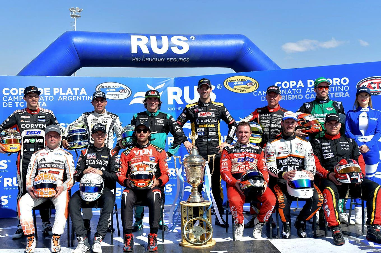 TC: La Copa de Oro, con sus doce candidatos y pilotos de las cuatro marcas