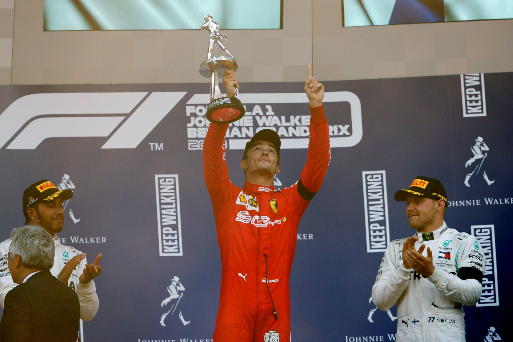 Fórmula 1: la historia de Charles Leclerc, el piloto de Ferrari marcado por la tragedia