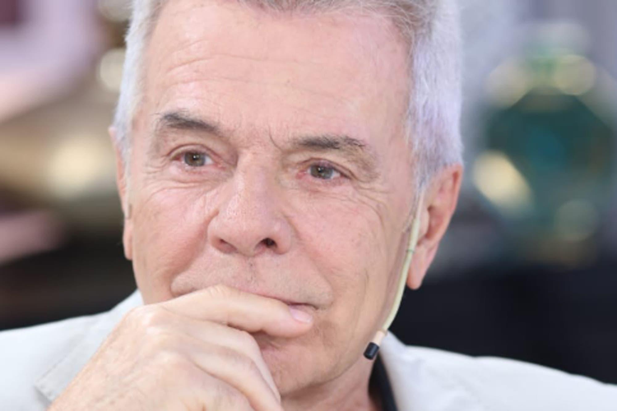"""Víctor Laplace, sobre Nélida Lobato: """"Cuando se murió, tuve que subir al escenario con el corazón destrozado"""""""