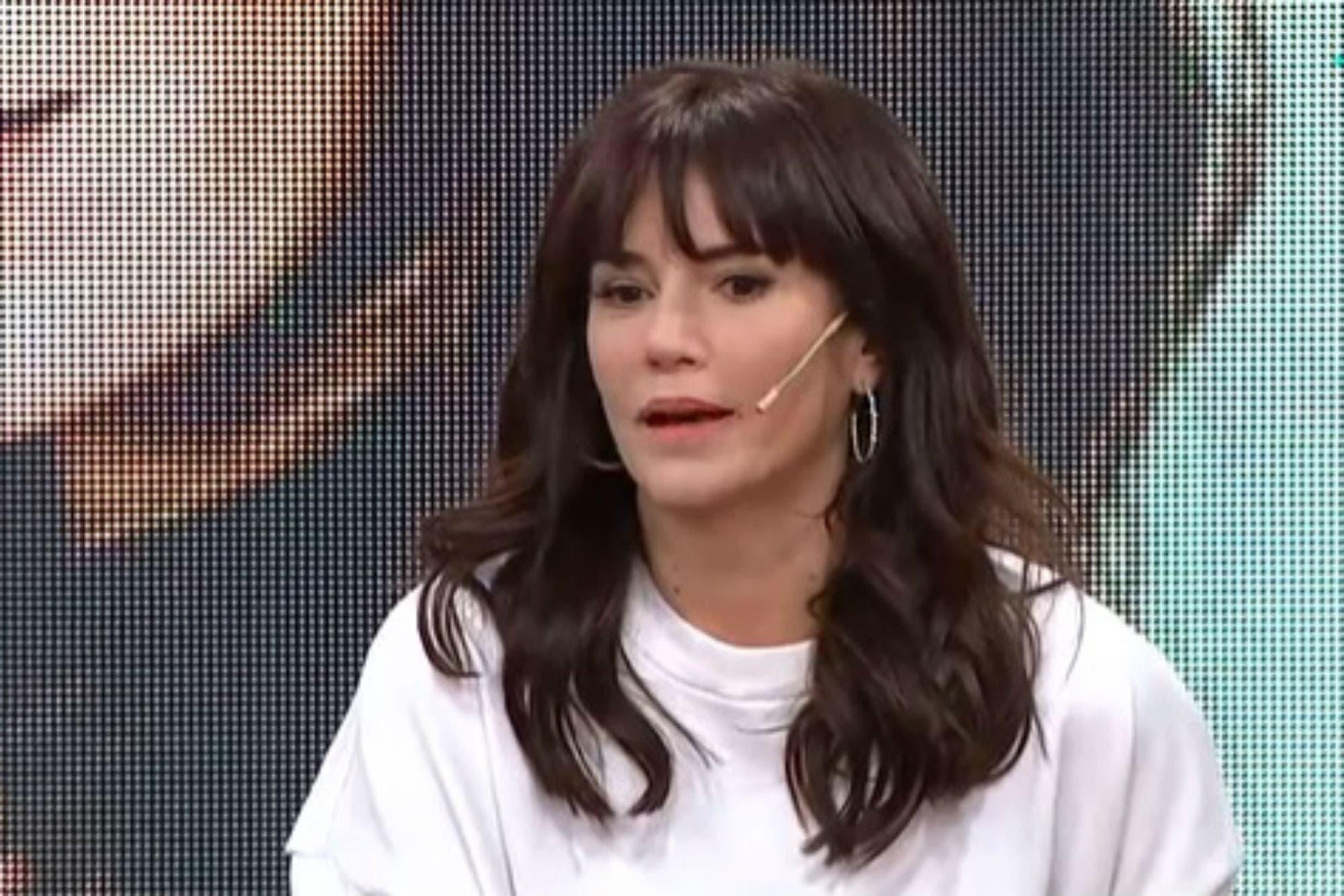 Griselda Siciliani contó cómo fue su charla con Marcelo Tinelli al renunciar al Súper Bailando