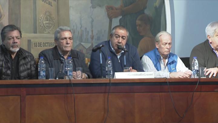 Esperan asistencia perfecta en el plenario de la CGT que tendrá como orador a Alberto Fernández