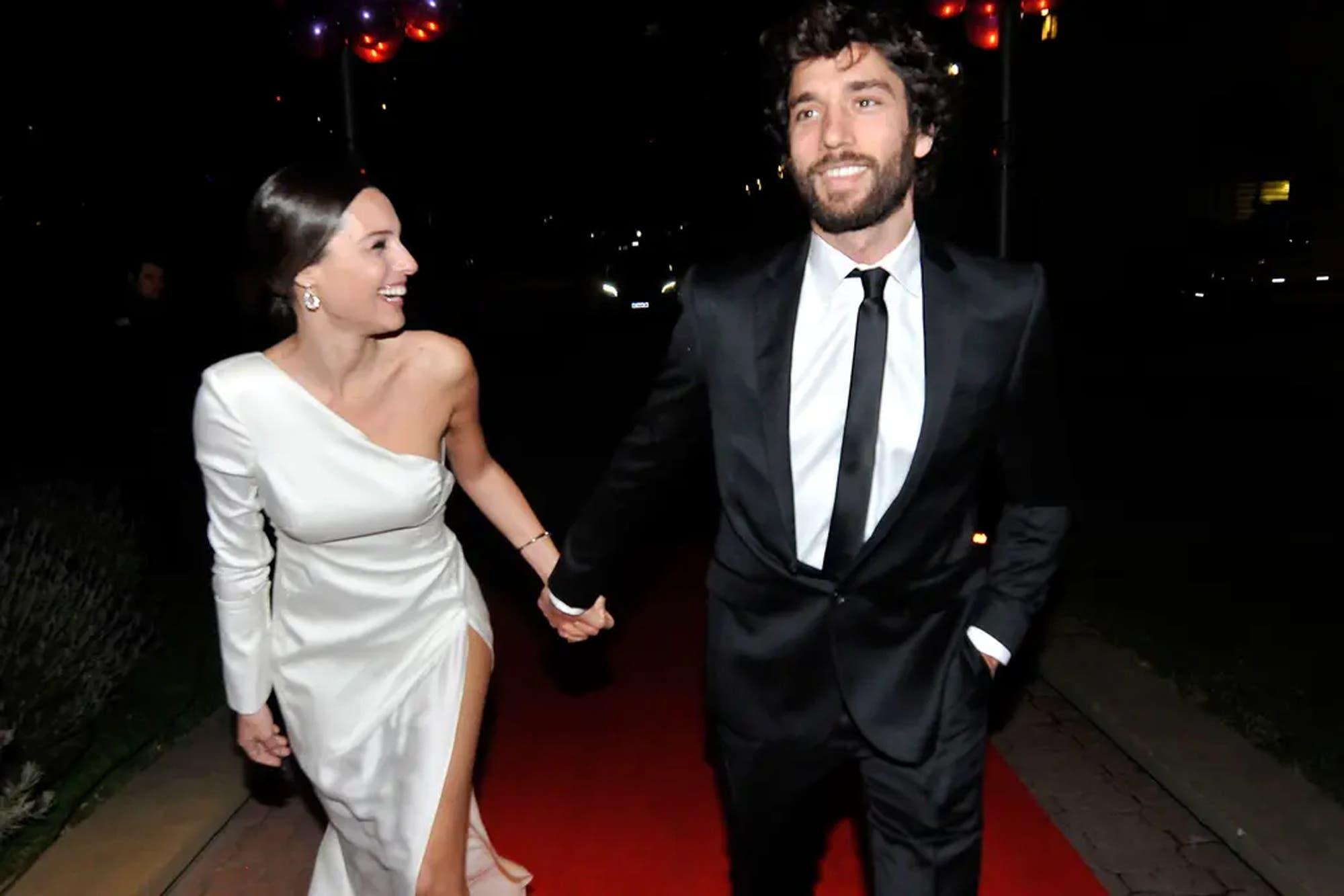 Mariano Balcarce habló sobre el casamiento de su ex, Pampita Ardohain