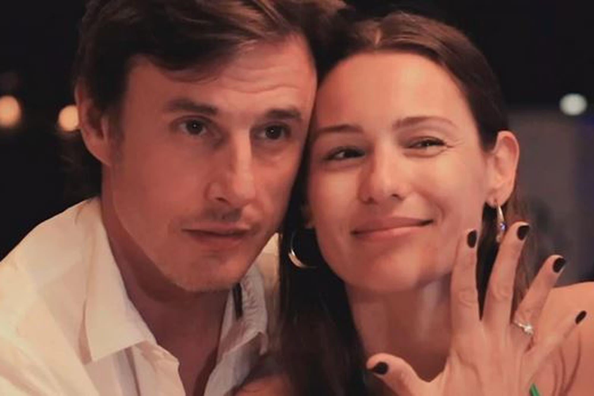 Roberto García Moritán negó haberle propuesto matrimonio a Ingrid Grudke