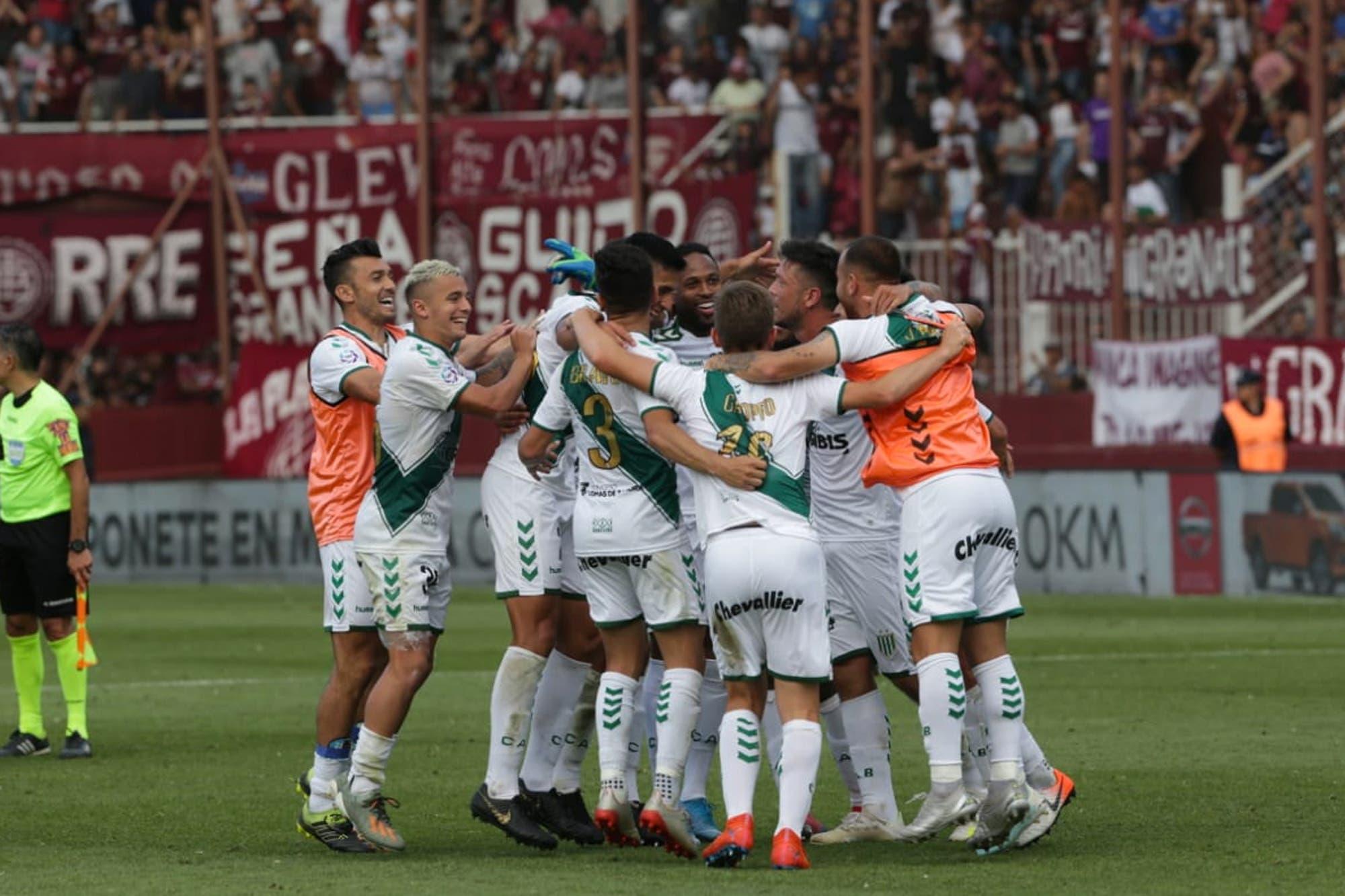 Lanús-Banfield, Superliga: el Taladro desafió los antecedentes y dio el gran golpe en el clásico