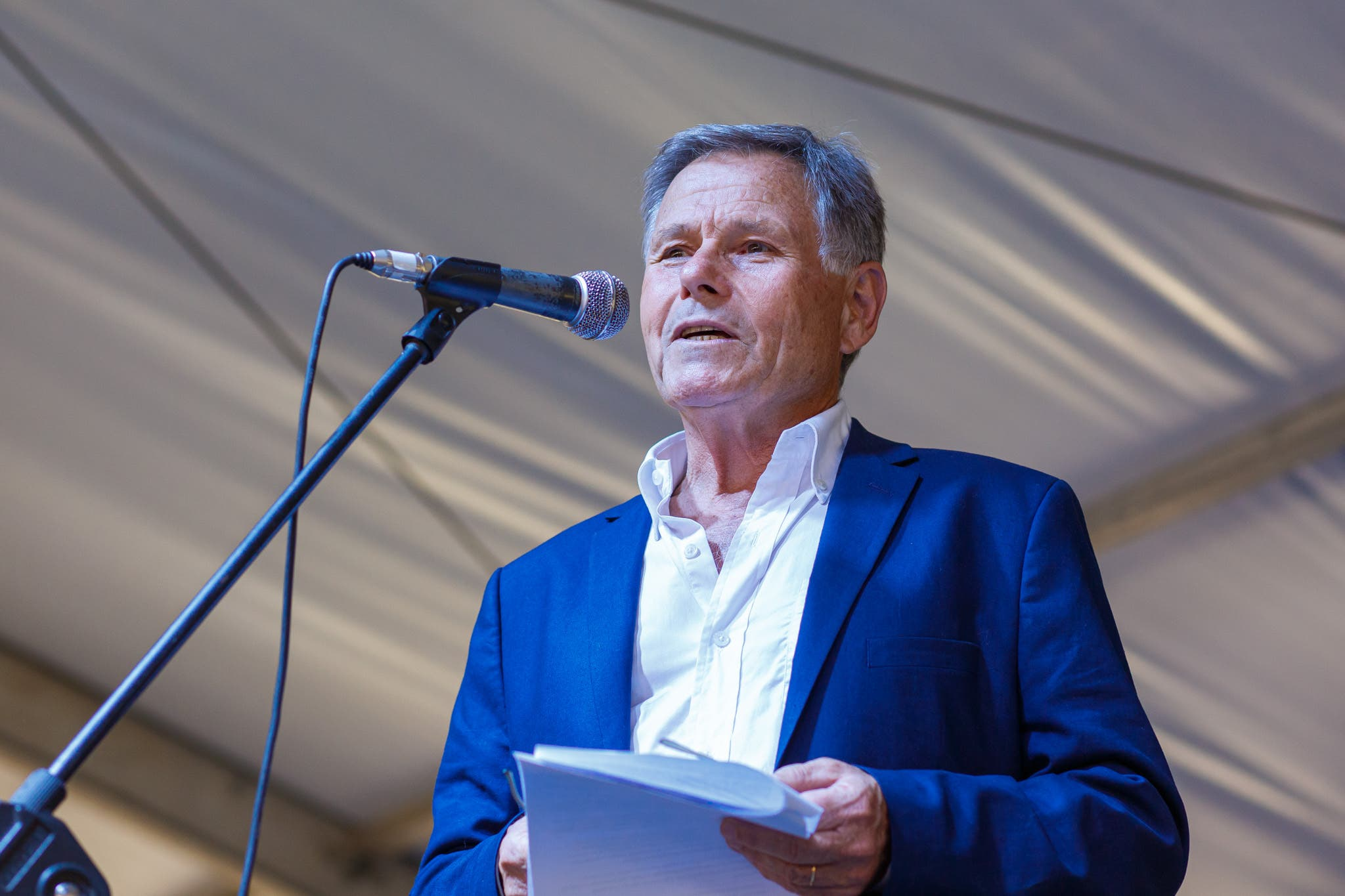 """Gustavo Klein: """"El Gobierno que viene debe entender que no es industria o campo, sino industria y campo"""""""