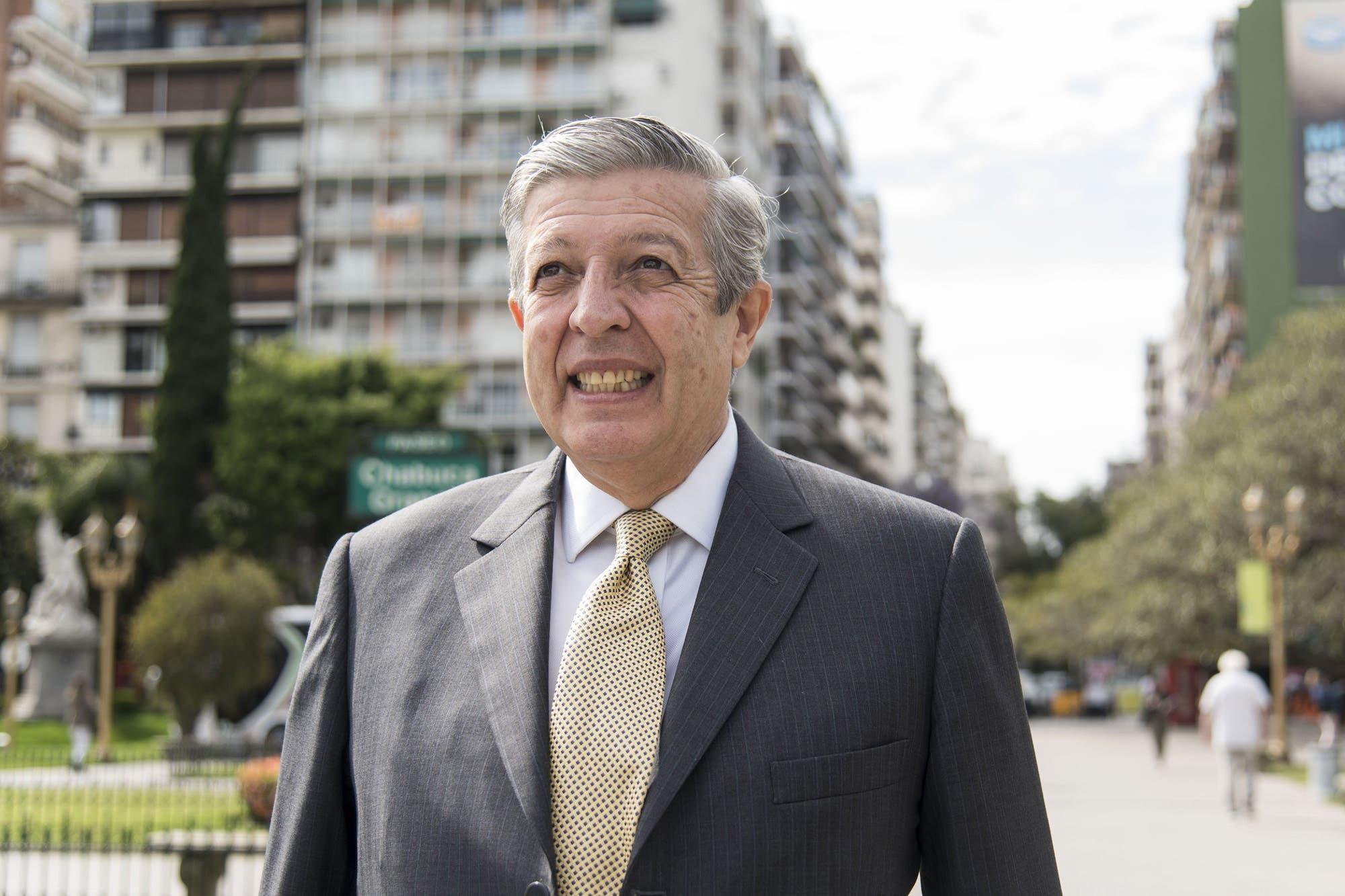 """Benjamín Tripier. """"Lo que produce la Argentina es muy necesario en Venezuela, y tiene buena imagen"""""""