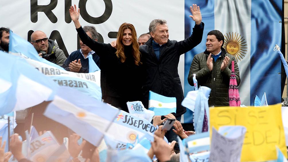 Macri convoca a la gente a conversar en vivo por Instagram mañana