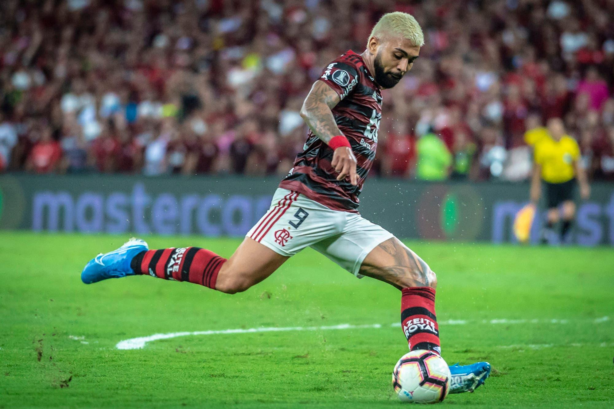 Datos, números y hasta bufandas: por qué Flamengo y Gabigol meten miedo y sus hinchas ya festejan