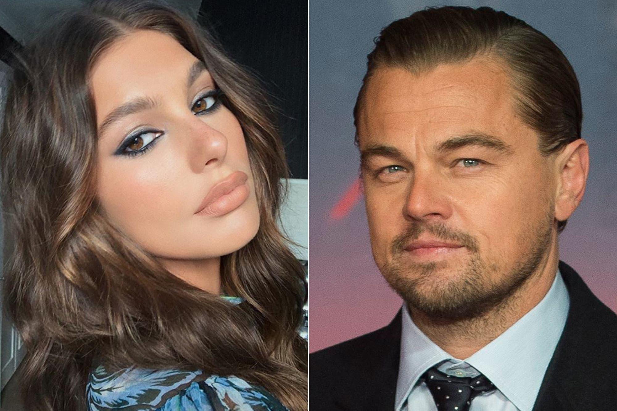 La argentina Camila Morrone habló por primera vez sobre su relación con Leonardo DiCaprio