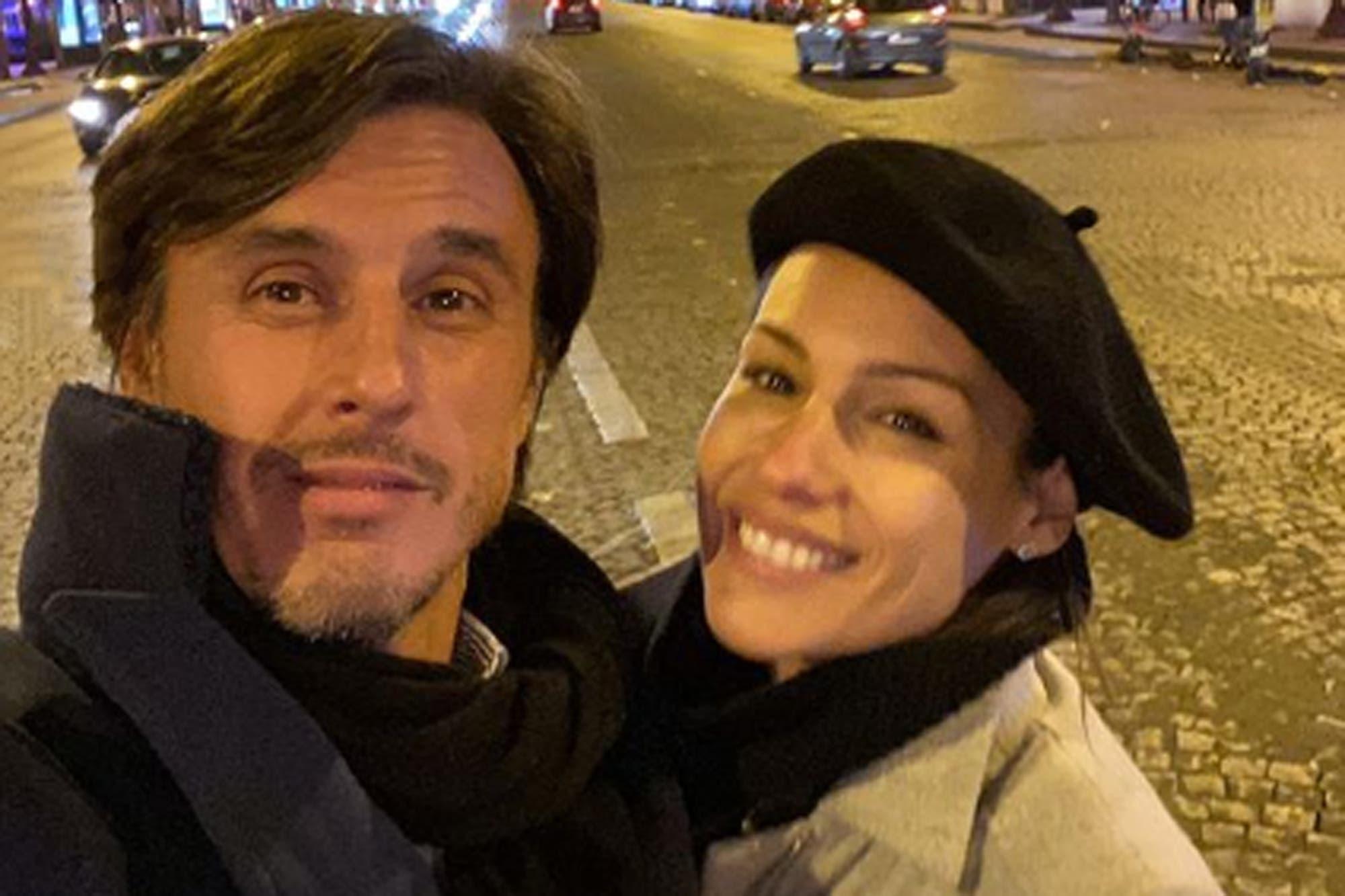 """El romántico posteo de Roberto García Moritán para Pampita Ardohain: """"Ahora empieza lo mejor"""""""