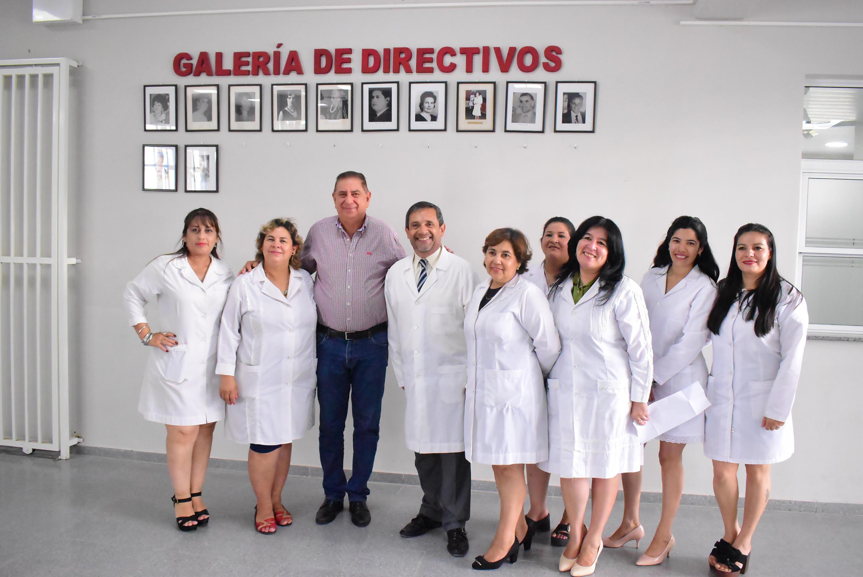 """Jofré donó equipos audiovisuales a la EPEP """"Dr. Luis Sáenz Peña"""""""