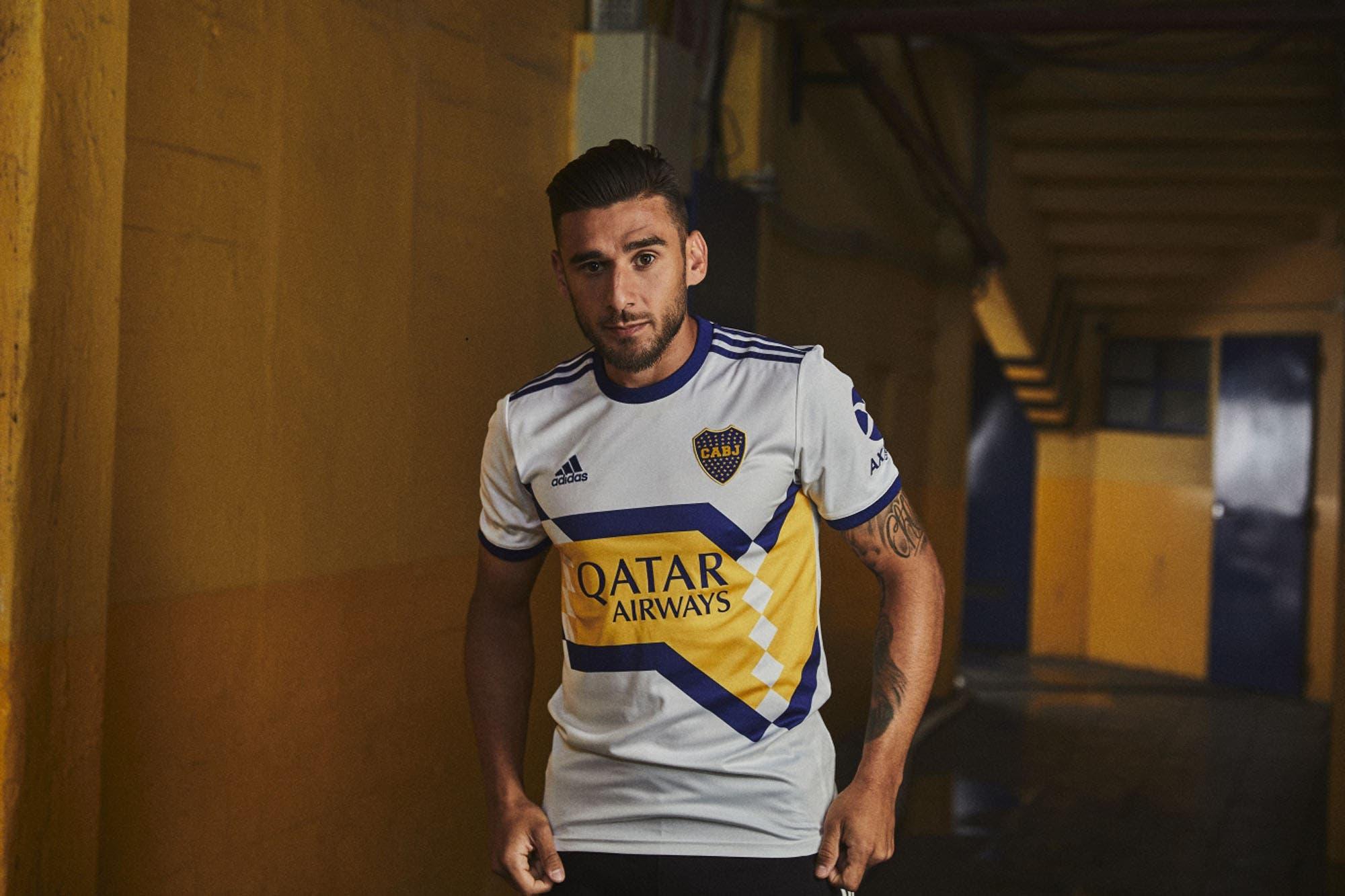 ¿Cuál es el precio de la nueva camiseta de Boca de Adidas?