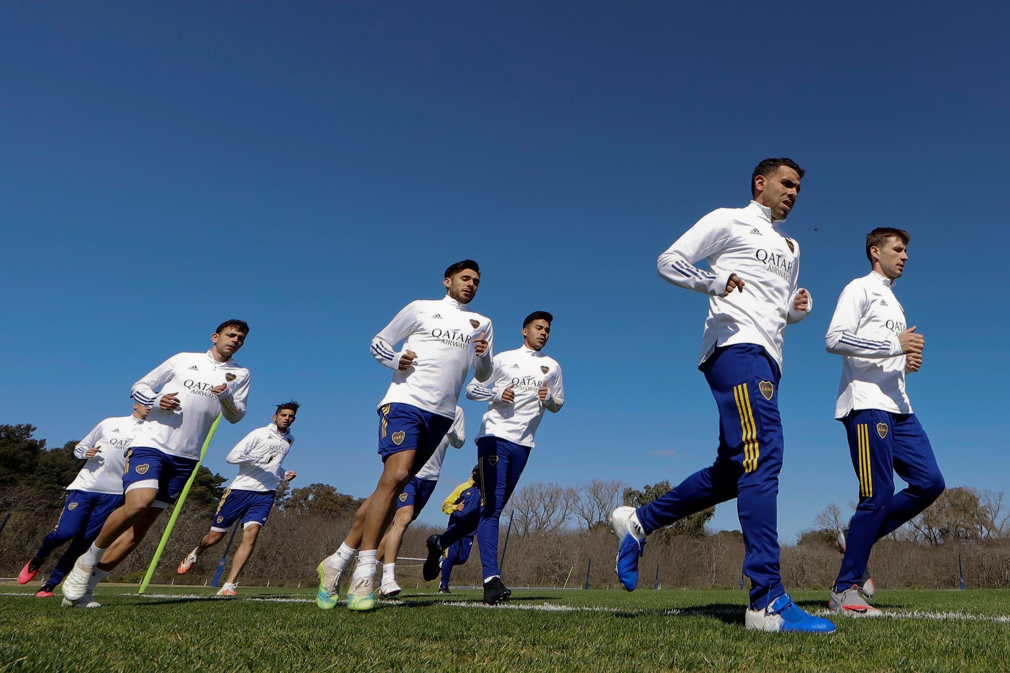 Boca: Julio Buffarini y Lisandro López, las piezas que espera Miguel Ángel Russo para completar el plantel para ir a Colombia