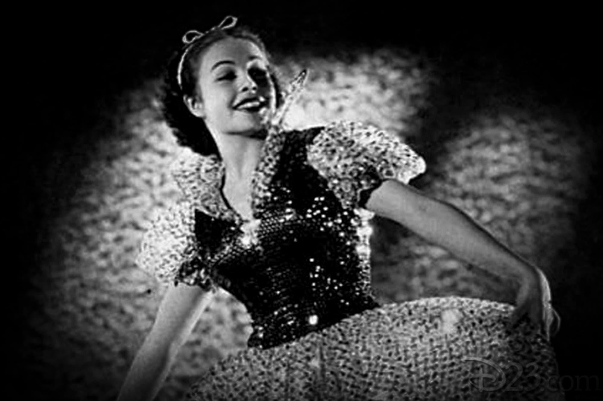 A los 101 años, murió Marge Champion, la actriz en la que Walt Disney se inspiró para crear a Blancanieves