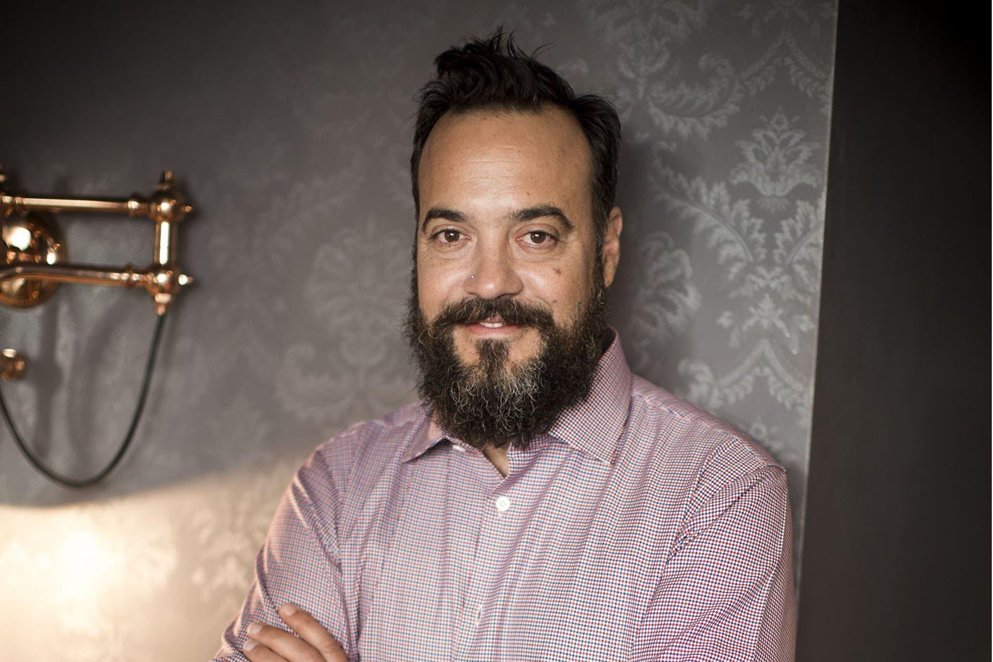 El argentino Tato Giovannoni, elegido como el mejor bartender del mundo