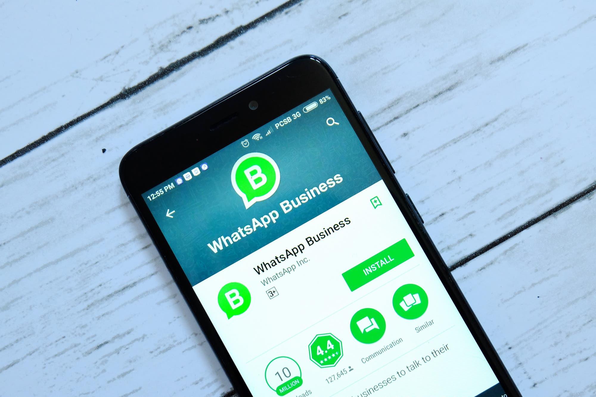 WhatsApp Business: más de 175 millones de personas se comunican de forma diaria con tiendas y empresas por chat