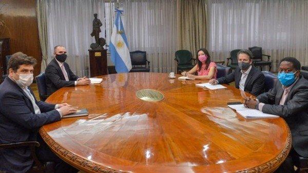 AEA insistió ante el ministro Guzmán y el FMI en la eliminación de impuestos distorsivos