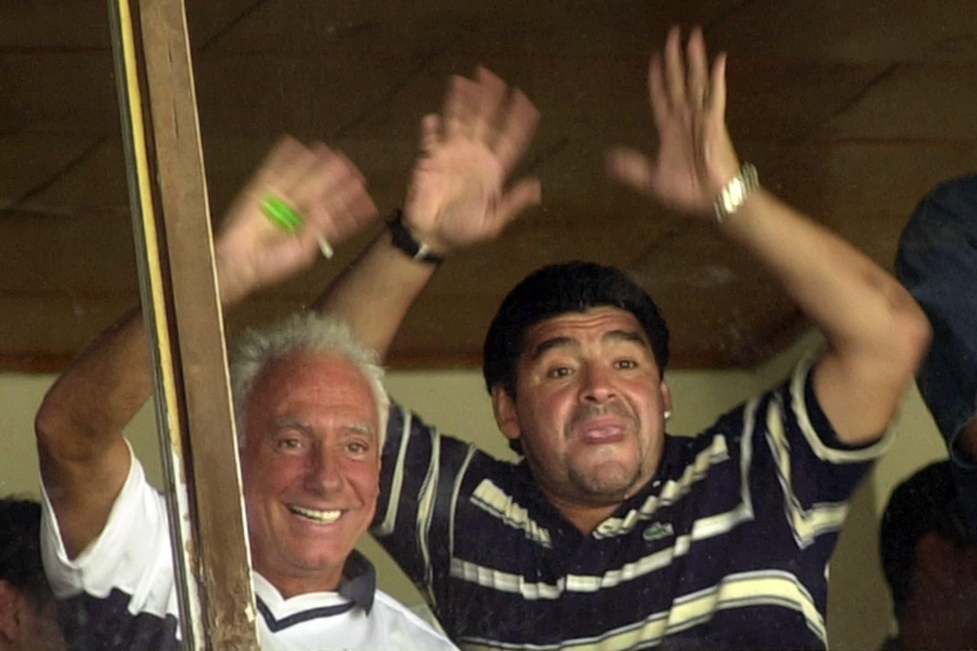 """Guillermo Coppola y sus años con Diego Maradona: """"No hay dinero en el mundo que compre la vida que él me hizo vivir"""""""