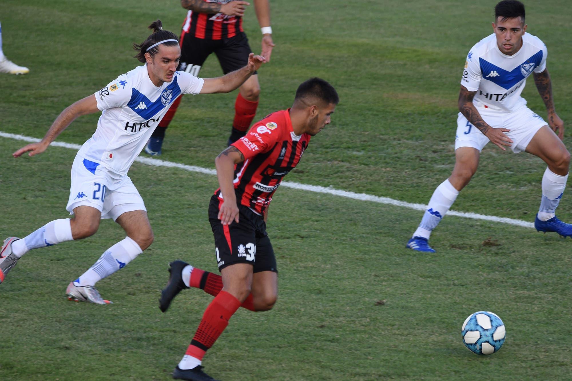 Vélez no rompió el 0-0 ante Patronato, el empate entre Gimnasia y Huracán no lo ayudó y se quedó fuera de la zona Campeonato de la Copa Diego Maradona