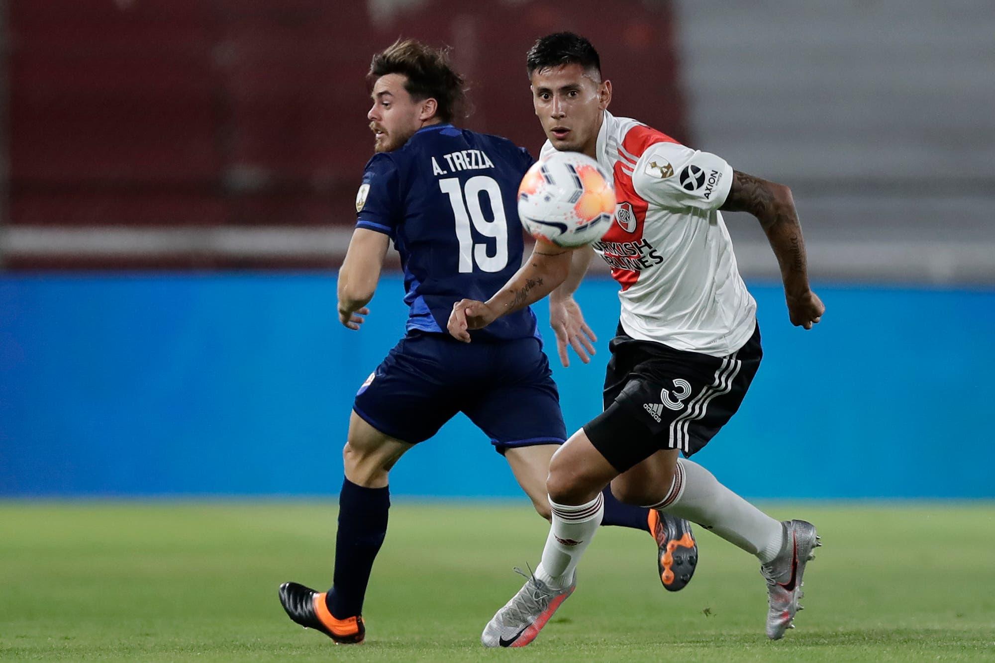 River – Nacional, por la ida de los cuartos de final de la Copa Libertadores: los de Gallardo abren la serie como locales