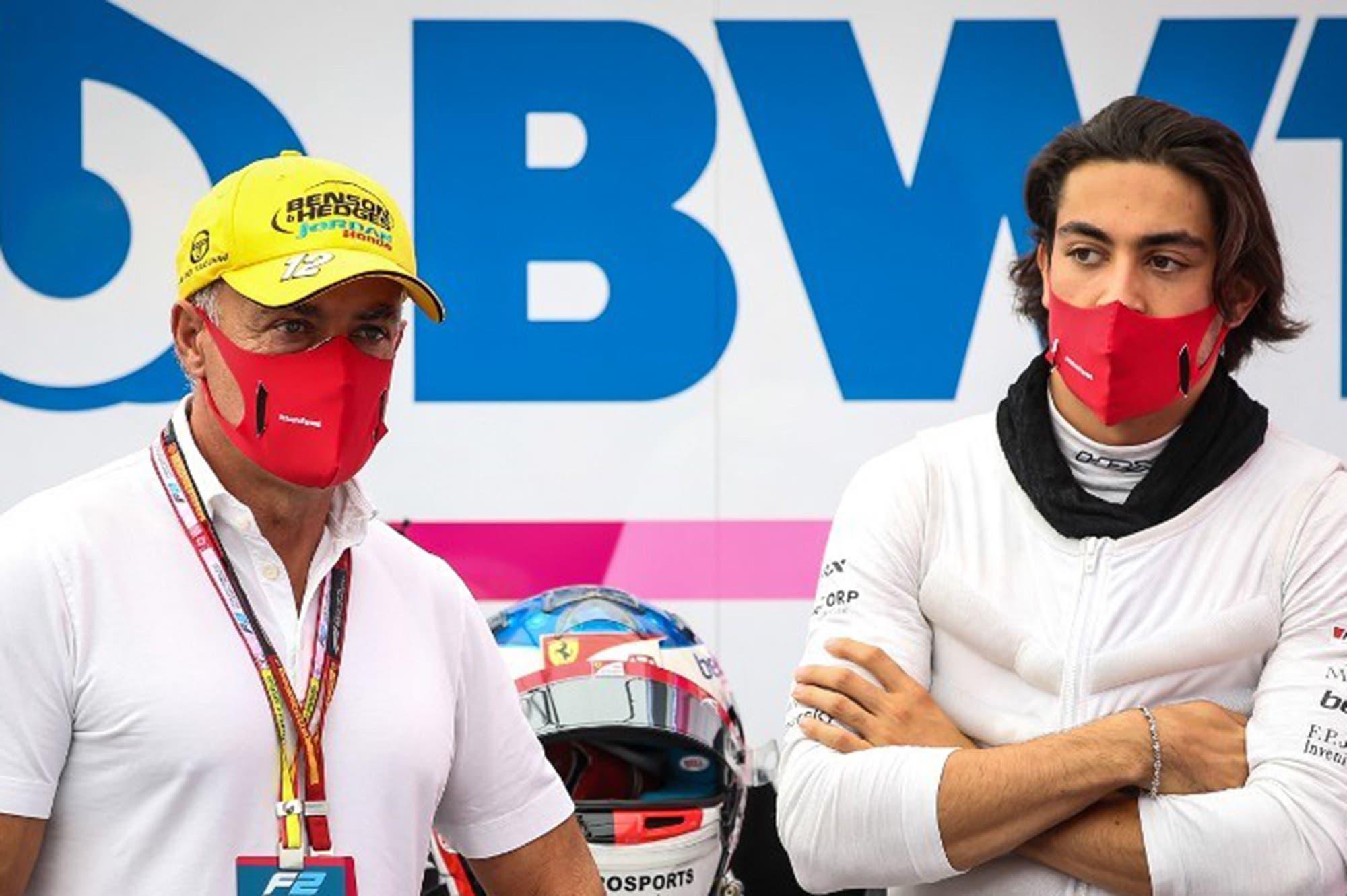 Fórmula 1: Alesi y Ferrari, y un breve reencuentro que llegó tres décadas después