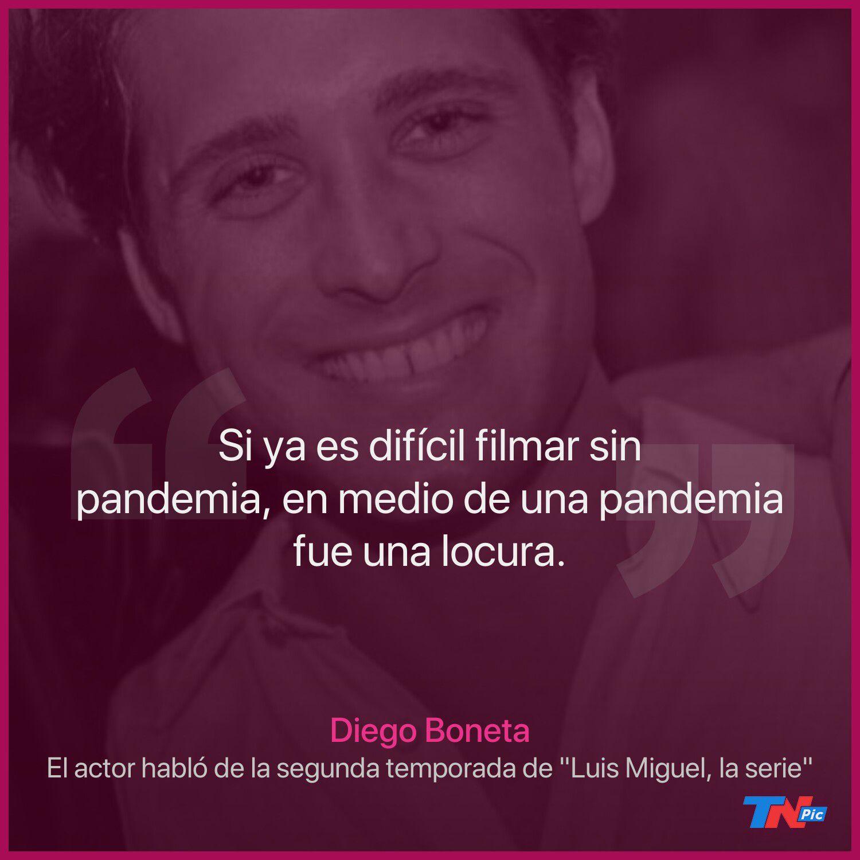 """diego-boneta-con-tn:-""""hay-muchas-similitudes-entre-diego-maradona-y-luis-miguel"""""""