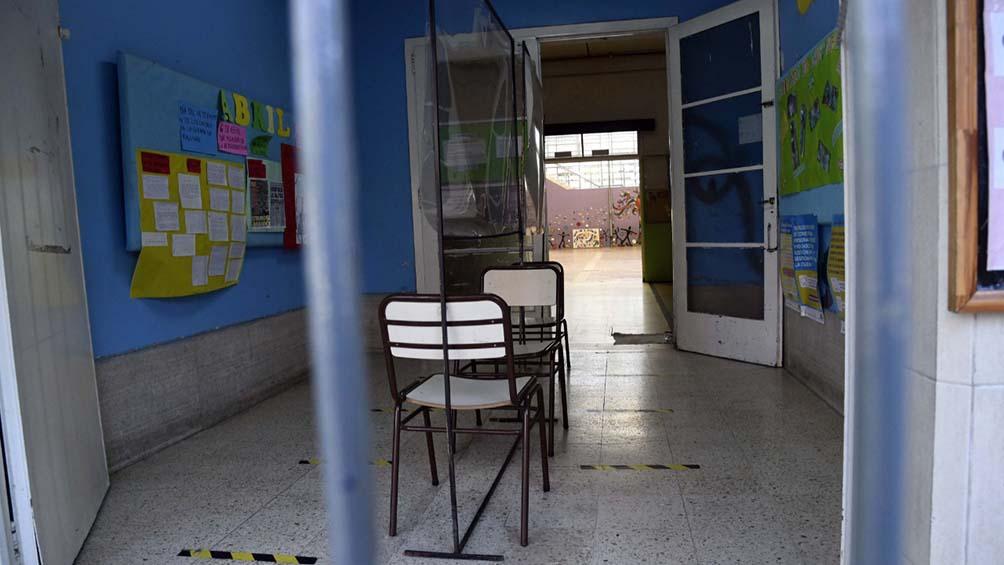 """docentes-portenos-continuan-con-el-paro-en-la-ciudad:-""""la-salud-y-la-vida-son-prioridad"""""""
