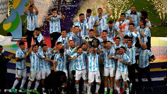 argentina-campeon-de-america:-el-grito-sagrado