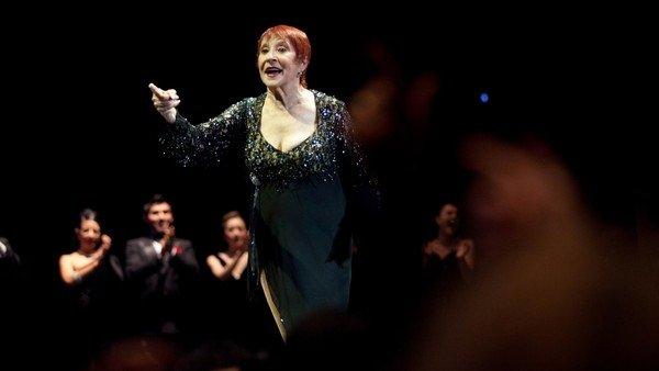 maria-nieves:-su-vida-con-juan-carlos-copes-y-un-homenaje-en-el-festival-de-tango-de-buenos-aires