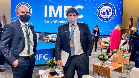 el-g20-avalo-la-revision-de-los-sobrecargos-del-fmi-que-reclama-la-argentina