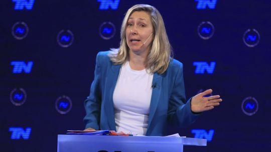 alta-tension-entre-myriam-bregman-y-javier-milei-en-el-debate-de-candidatos-portenos